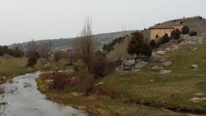 Vista Ermita desde el Puente Romano
